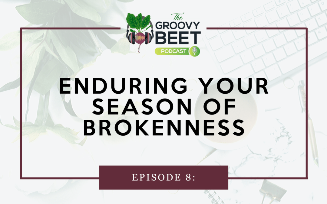 Enduring Your Season of Brokenness