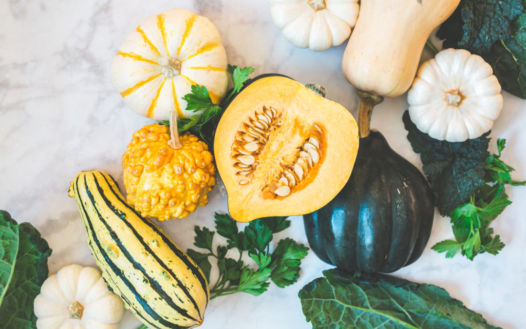 13 Superfoods for the Fall