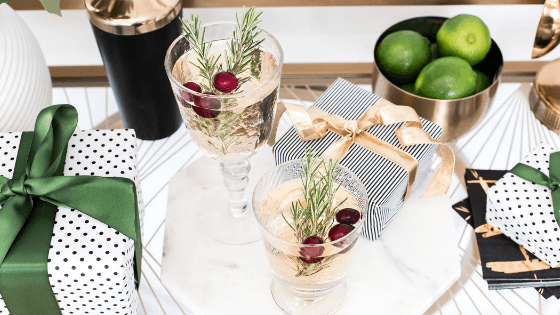 Healthier Options for Holiday Spirits
