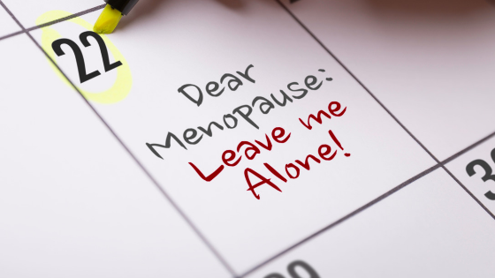 How to Tell If You're Experiencing Menopause