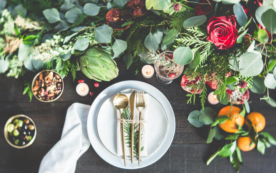 Sneaking Healthy Benefits Into Holiday Dishes